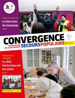 Couverture du Convergence 361