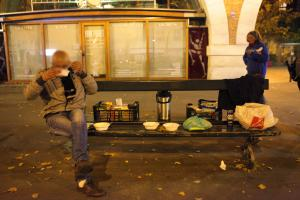 Maraude du SPF de Paris