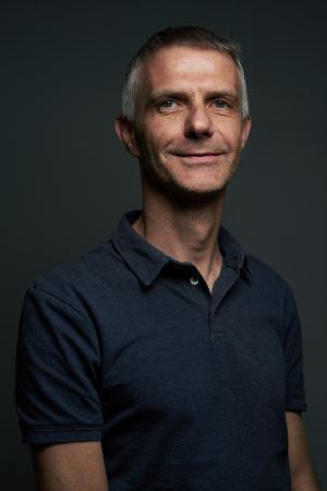 Sébastien Thollot, secrétaire national du Secours populaire chargé des questions alimentaires