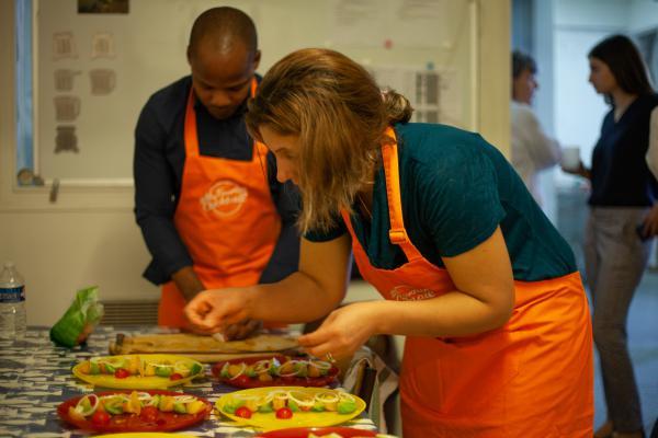 Atelier Cuisine Avec Thierry Marx Secours Populaire
