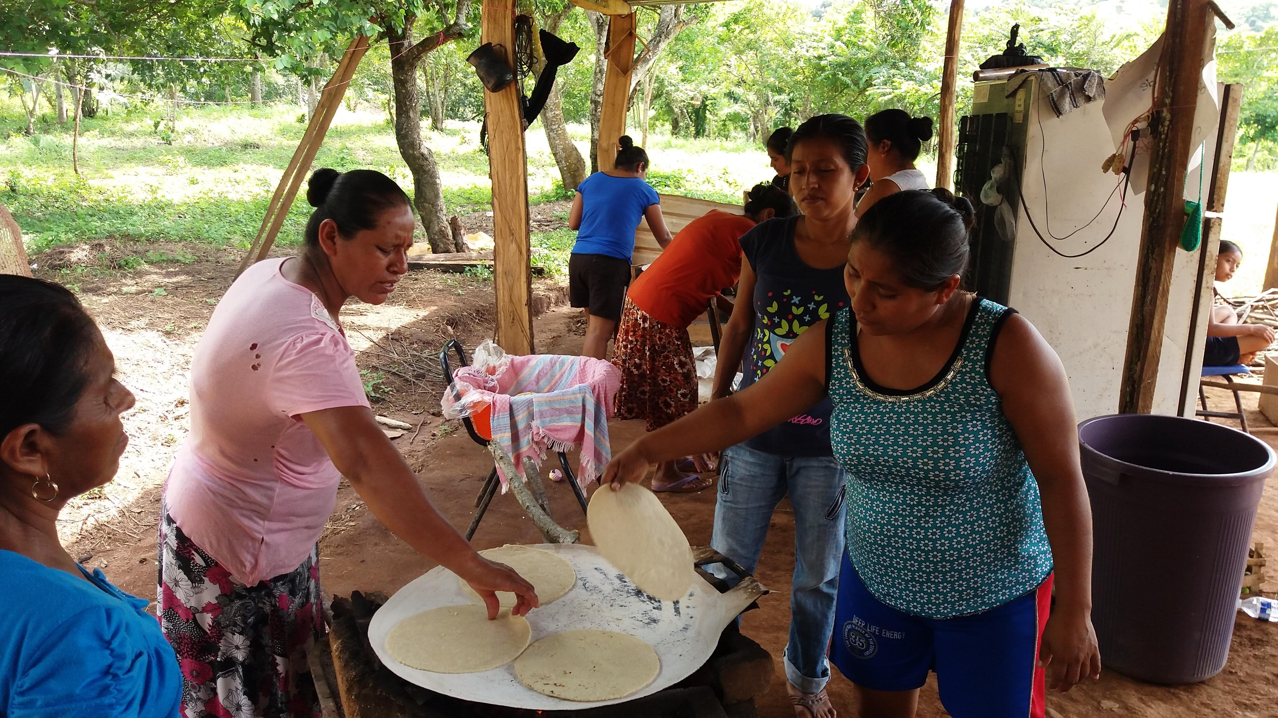Après les actions d'urgence, le SPF contribue au rétablissement de l'activité économique des familles.