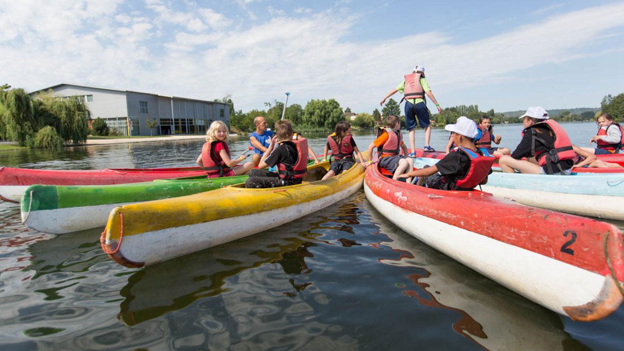Le 10e Village Kinder fera découvrir, cet été, différentes disciplines à des centaines d'enfants.