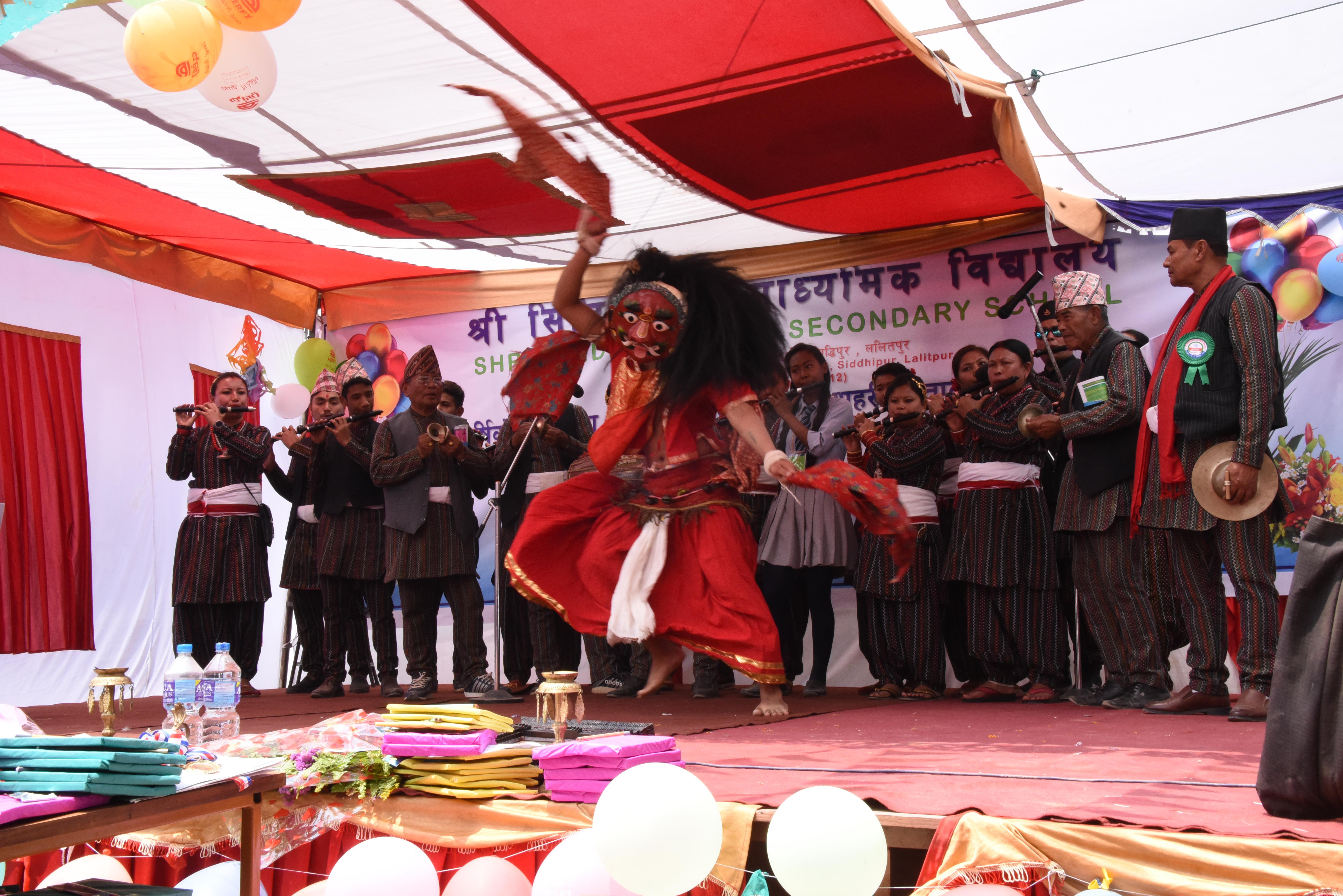 Une grande fête a été organisée pour l'inauguration de l'école, qui accueille désormais plus de 500 élèves de 6 à 15 ans.
