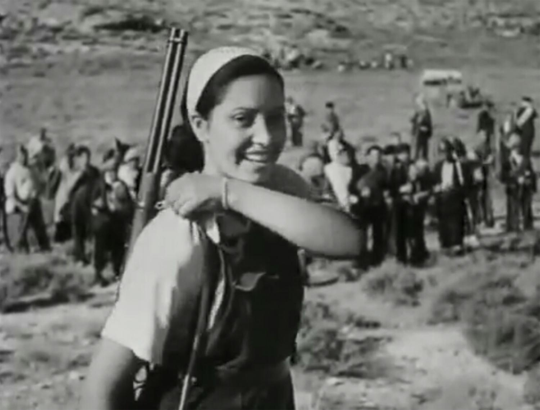 L'Espagne vivra, film de Cartier Bresson à Beaubourg