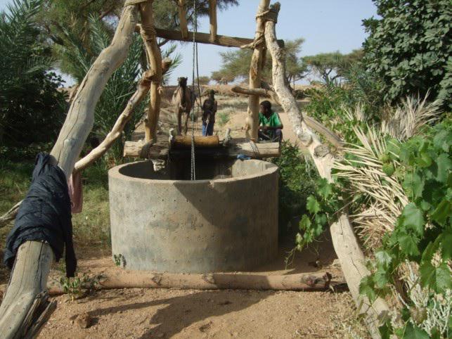 Une centaine de puits a été creusé dans le nord du Niger, grâce au Secours populaire et à son partenaire HED Tamat.